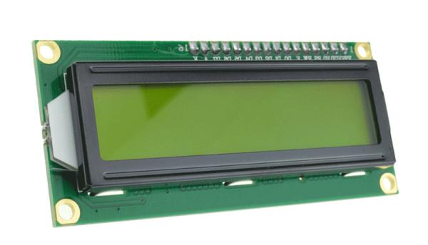 lcd 1602 در آموزش راه اندازی lcd کاراکتری با میکروکنترلر AVR