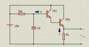 کننده های ولتاژ یا رگولاتور 5