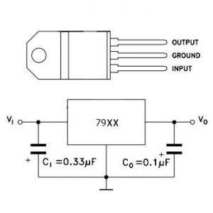 کننده های ولتاژ یا رگولاتور 7