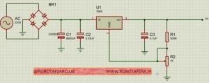 کننده های ولتاژ یا رگولاتور 8