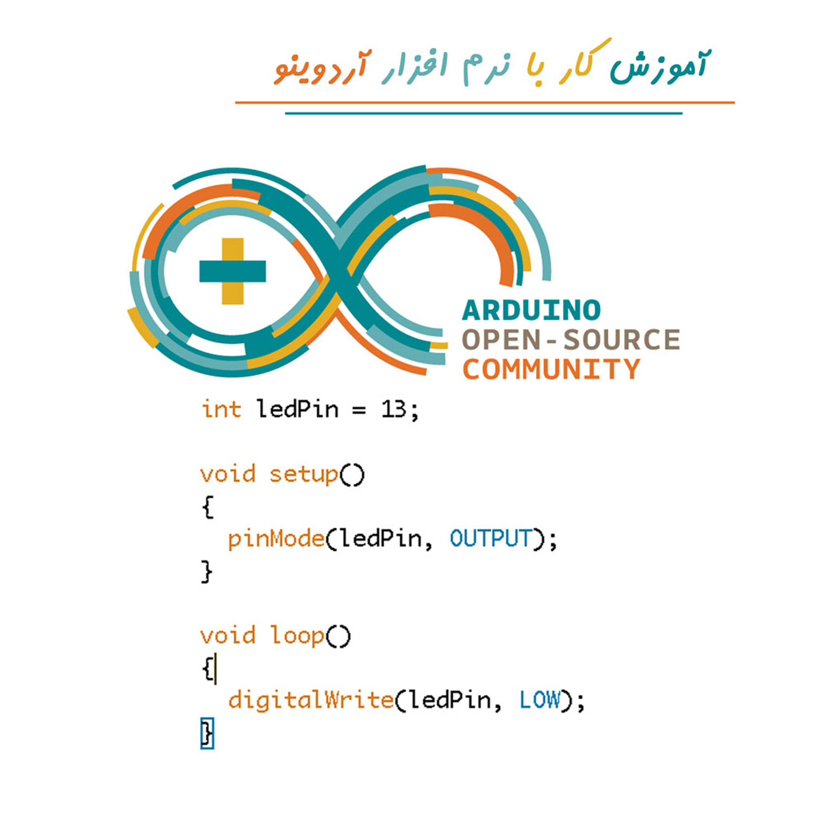 آموزش تخصصی نرم افزار آردوینو+توضیحات ابزارها