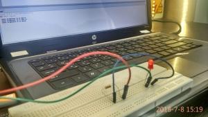 کنترل روشنایی LED RGB و ربات با PWM و با رزبری پای (2)