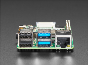 تصویر Raspberry Pi 4 Port