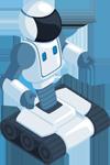 تصویر Control Robot