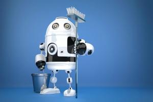ربات خدماتی