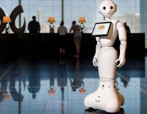 pepper robot Dramatic robot