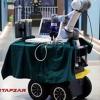 رباتیک برای مقابله باکرونا ویروس